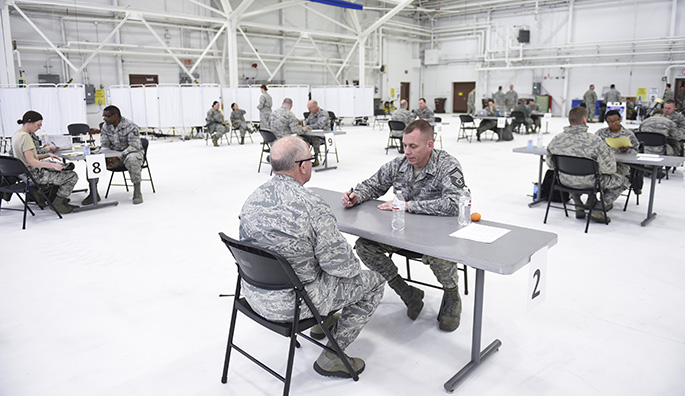 Taking care of our Airmen's health